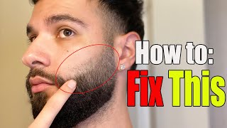 DON'T SHAVE YOUR BEARD! DO THIS! Beard Trimming Tips from a Barber