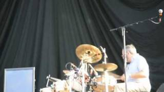Hot Chip Drummer @ Lollapalooza 2010 / Revista EXCLAMA