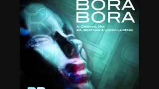 Andrey Mute Jellyfish Bora Bora
