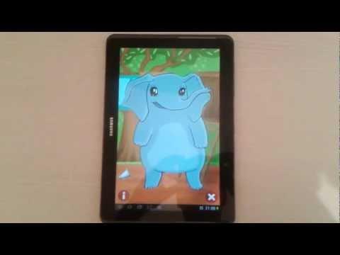 Video of Talking Elly Elephant