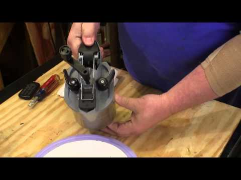MIxing Mate Paint Lid Review: NewWoodworker