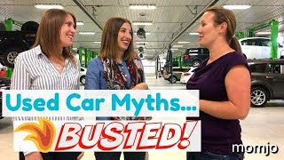 Used Car Myths - Busted