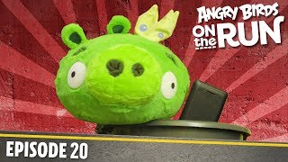 Angry Birds On The Run   The Pig Reveal   S1 Ep20