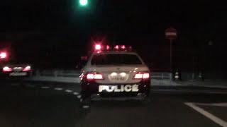 これが本当の警護‼︎首都高〜一般道〜交差点 全て通行止め‼︎その先に現れた警護車列は.......