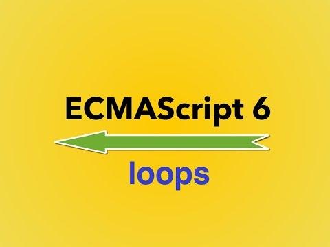 11-  ES6 ||  loops