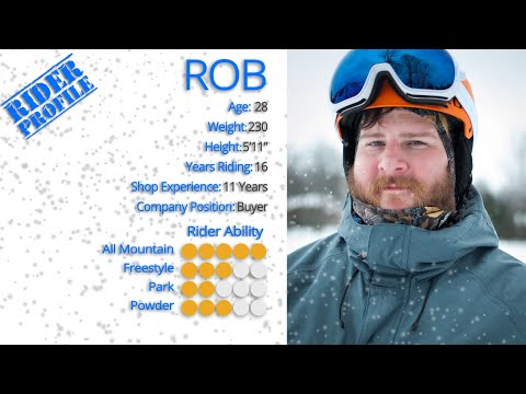 Video: Rossignol One Magtek Snowboard 2016 37 40