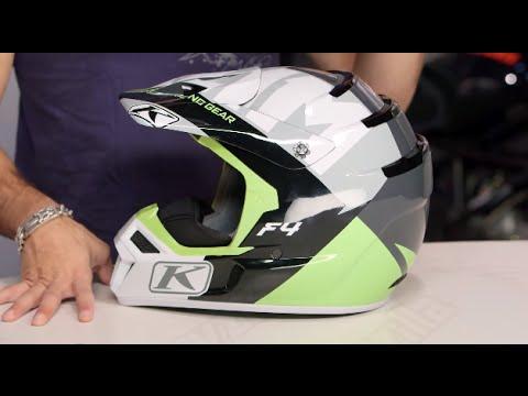 70812a80 Klim F4 ECE Rift Helmet - RevZilla