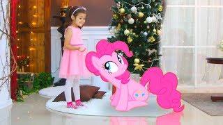 Май литл пони Пинки Пай и Анюта (14 серия на KidsFM)