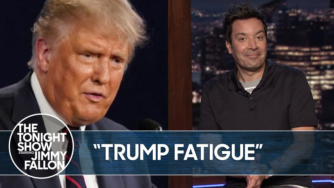 Even Trump Supporters Are Getting Tired of Him | The Tonight Show thumbnail