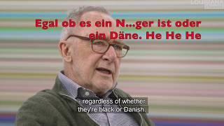Gerhard Richter Racist  Statement