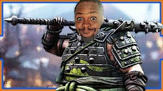 For Honor - THE MOST OVERPOWERED HERO IN THE GAME!  (For Honor Shugoki Gameplay)