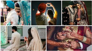 New And Romantic Couple Poses Photoshoot Ideas || Bridal Groom Photoshoot 2020