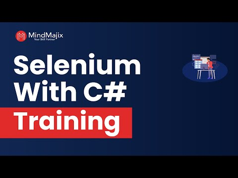 Selenium with C# Training | Selenium with C Online Course ...