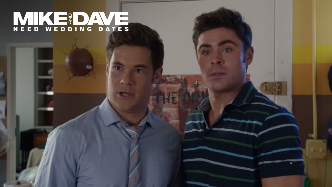 Mike and Dave Need Wedding Dates - Extended Clip
