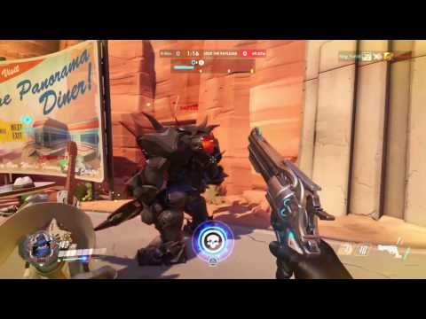 Overwatch: NICE COMPETITIVE ROUND