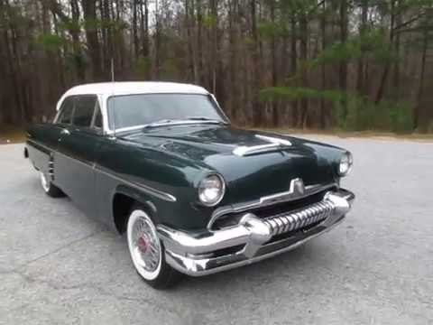 Video of 1954 Mercury Monterey - $24,900.00 Offered by Peachtree Classic Cars - N46J
