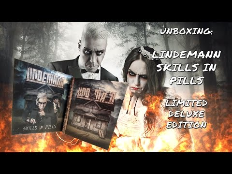 Unboxing - Lindemann - Skills in Pills - Super Deluxe Edition