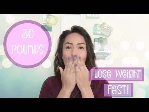 Video How to lose 30 pounds in 2 months | weight loss journey