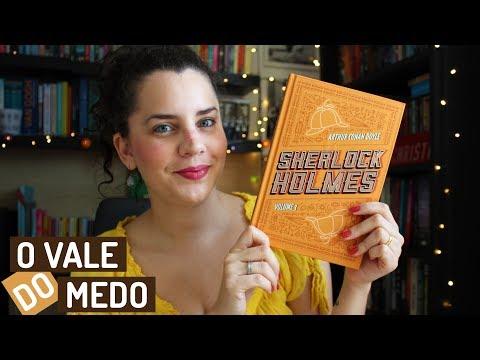 O VALE DO MEDO (SHERLOCK HOLMES) | BOOK ADDICT