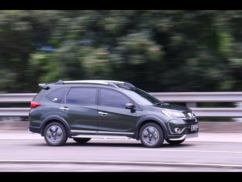 First Drive Honda BRV Prestige CVT | Carbay.co.id