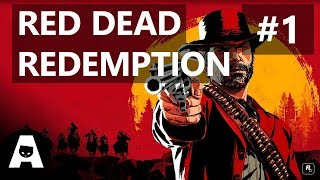 Gambar cover LIRIK plays Red Dead Redemption 2 - Part 1 (Full Playthrough)