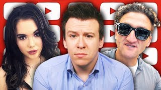 """DISGUSTING! McKayla Maroney Reveals Horrible """"Treatment"""", BBC Twists Youtube Problem, and More..."""