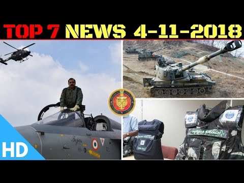 Indian Defence Updates : 3rd Tejas Production Line,Bhabha Kavach Cleared,K-9 Delivery,DSRV Induction