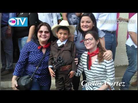 Estudiantes recuerdan a Sandino como el hombre que entregó su vida por amor a la patria