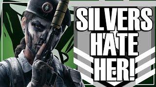 Copper To Diamond: Silvers Hate Caveira - Rainbow Six Siege