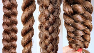 😱 6 Basic Braids For Beginners 😍 By Another Braid