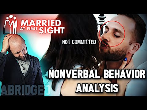Married at First Sight Body Language Analysis of Matt and Amber is CRINGY