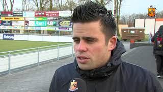 Reactie Glenn Kobussen na HHC Hardenberg - De Treffers