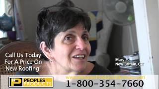 Mary P. - Roofing Testimonial