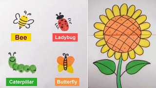 8 Super Easy Drawing Tricks And Ideas For Beginners - Activities For Kids