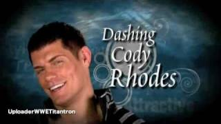 """Dashing"" Cody Rhodes 7th Theme Song ""Smoke & Mirrors"""