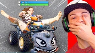 Reacting to the FUNNIEST Fortnite MEMES!