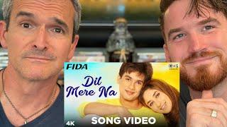 Dil Mere Naa - Fida I Kareena Kapoor & Shahid Kapoor | REACTION!!