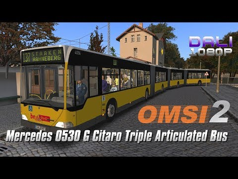 Steam Community :: Video :: OMSI 2 Mercedes-Benz O530 G