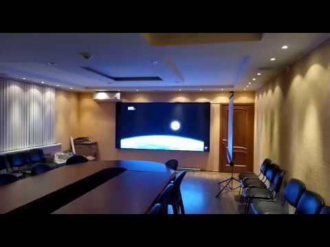 Светодиодный LED-экран для конференц-зала, г. Саратов