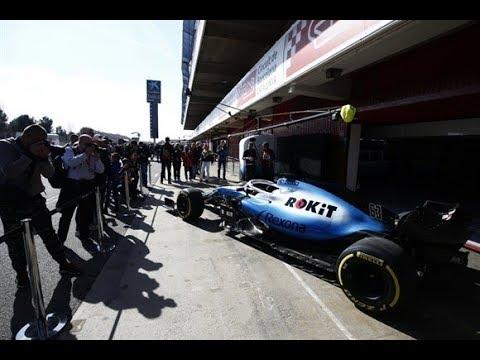Williams dá vexame antes mesmo do início dos testes da F1 | GP às 10