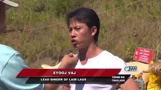 HMONGWORLD: XYOOJ VAJ of LAIB LAUS, Exclusive Interview at Phu Chia Fa, Thailand