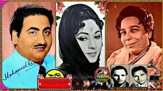 RAFI,SHAMSHAD & GEETA-Film-GAUNA-{1950}-Mujh Se Ye