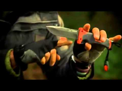 Нож Bear Grylls Fixed Blade Ultimate