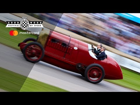 Top 25 Festival of Speed Moments   The Beast of Turin