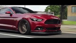 "Ford Mustang S550 | Velgen Wheels VMB8 Bronze | 20"""