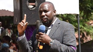 Senator Murkomen takes BBI politics to Nyanza, and the people were welcoming