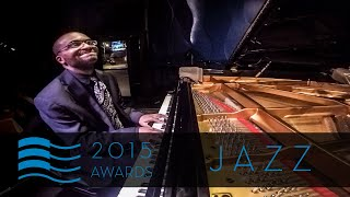 """""""All The Things You Are"""" - Sullivan Fortner - 2015 American Pianists Awards"""