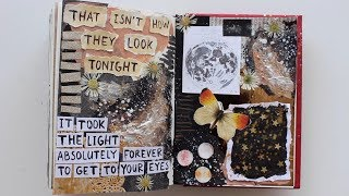 Art Journal Inspiration #18 (ASMR - No Talking)