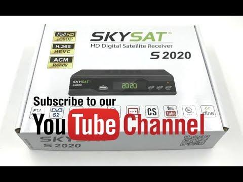 StarSat SR-6969 HD VEGA Full Review  Videocon D2H MGCAM good