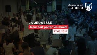 VIDEO - Au Nom de Jésus, parle !